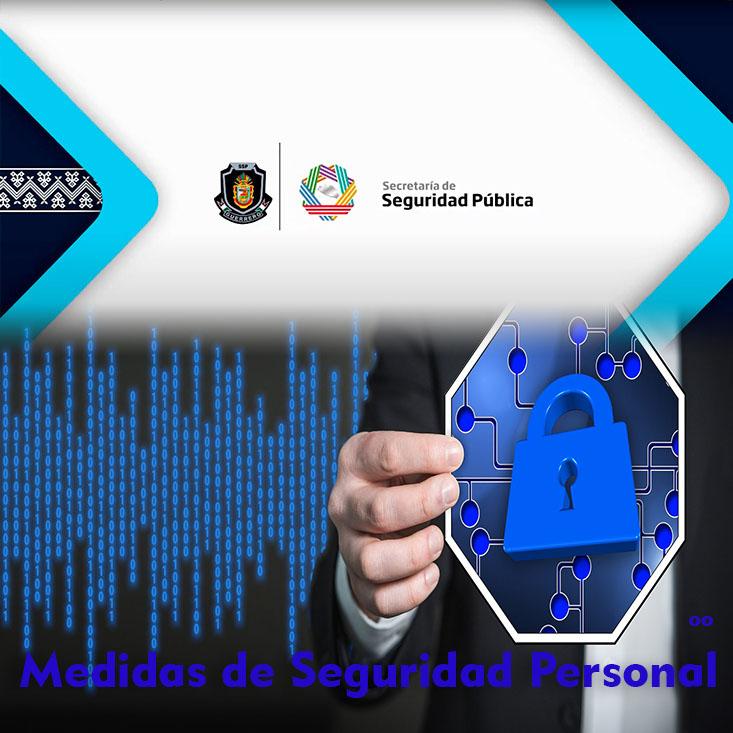 Medidas de Seguridad Personal