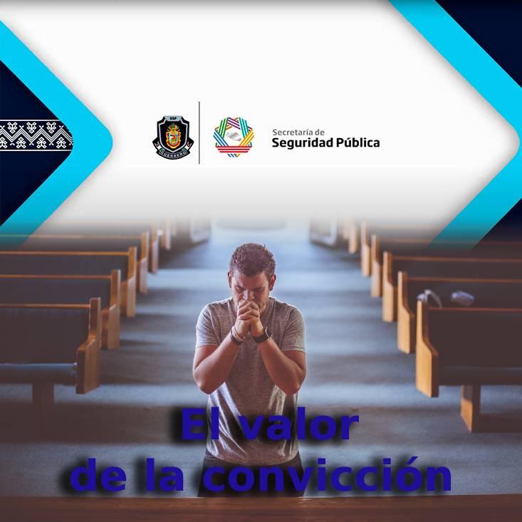 EL VALOR DE LA CONVICCIÓN