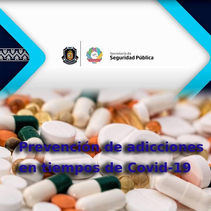 PREVENCIÓN DE ADICCIONES EN TIEMPOS DE COVID-19